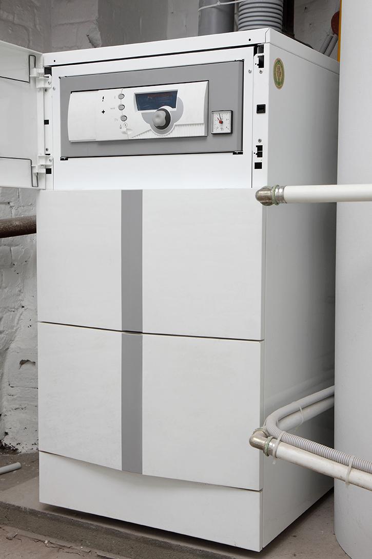 chaudière à condensation haut rendement HR top